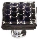 Texture Black Honeycomb K-902