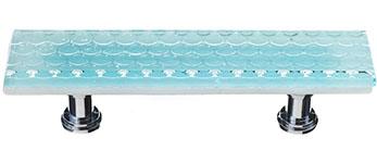 Texture Light Aqua Honeycomb P-901