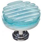 Texture Light Aqua Reed R-801