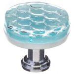 Texture Light Aqua Honeycomb R-901