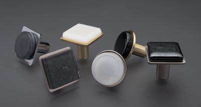 Geometric Cabinet Hardware